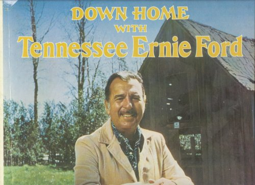 [LP Record] Down Home With Tennessee Ernie Ford