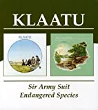 Sir Army Suit / Endangered Species by Klaatu (2006-02-13)