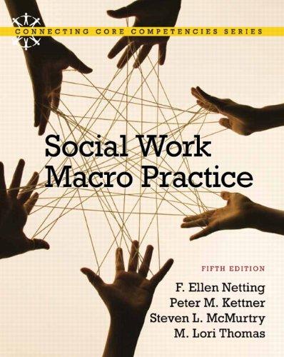 Social Work Macro Practice (5th Edition)