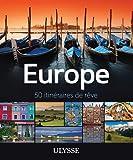 echange, troc COLLECTIF - EUROPE -50 ITINERAIRES DE REVE