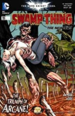 Swamp Thing #11 ''The Deadly Return of Anton Arcane""
