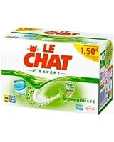 Le Chat - Expert - Lessive en Tablettes - Boîte 48 Tablettes / 24 Lavages