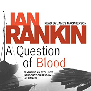 A Question of Blood Audiobook