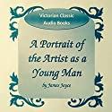 A Portrait of the Artist as a Young Man Audiobook by James Joyce Narrated by Tadhg Hynes