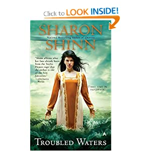 Troubled Waters (Ace Fantasy Book) by Sharon Shinn