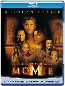 Le retour de la momie [Blu-ray] [Import belge]