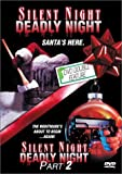 Cover art for  Silent Night Deadly Night / Silent Night Deadly Night: Part 2 (Double Feature)
