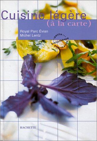 Livre cuisine l g re la carte for Cuisine a la carte