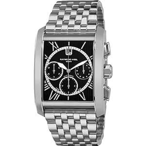 Raymond Weil Men's 4878-ST-00200 Don Giovanni Cosi Grande Stainless Steel Case & Bracelet Watch