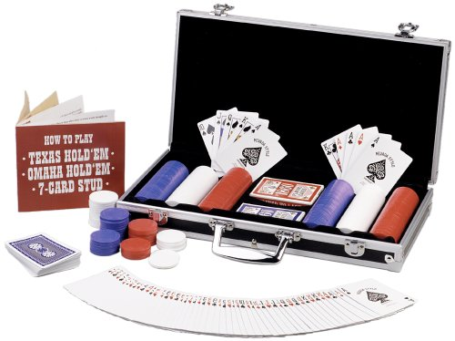 Halex Texas Holdem Poker Chip Set