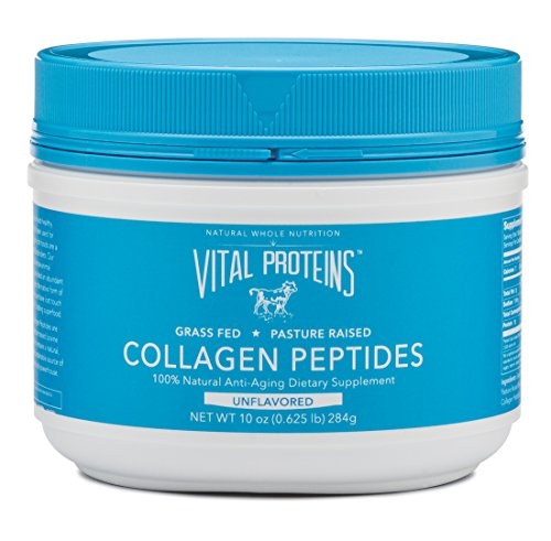 Vital Proteins Pasture-Raised, Grass-Fed Collagen Peptides, (10 oz)