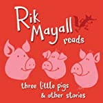 Rik Mayall Reads Fairy Stories | Rik Mayall