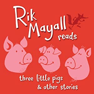 Rik Mayall Reads Fairy Stories Audiobook