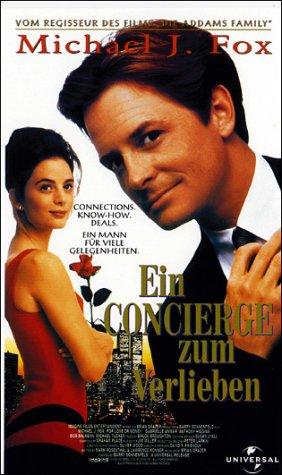 Ein Concierge zum Verlieben [VHS]