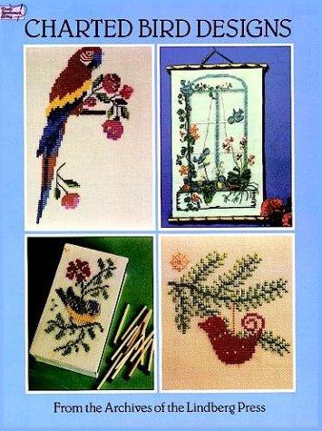 Charted Bird Designs (Dover Needlework)
