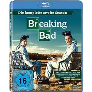 51SNShBoDNL. SL500 AA300  [Serienjunkies!] Breaking Bad   Die 2 Season [Blu ray] & Die 3. Season [Blu ray] zusammen nur 28,98€