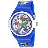 Super Drool Blue Dancing Light Kids Wrist Watch
