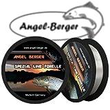 Angel Berger Spezial Line Angelschnur Forelle 300m
