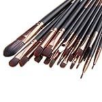 Unimeix 20 Pcs Pro Makeup Set Powder...