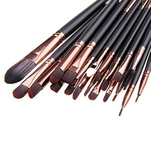 unimeix-20-pcs-pro-makeup-set-powder-foundation-eyeshadow-eyeliner-lip-cosmetic-brushes-coffe-