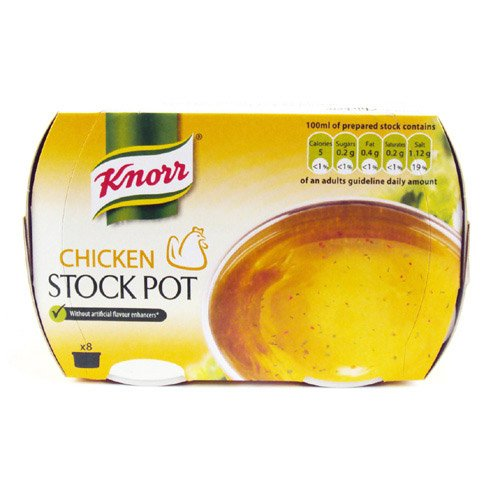 Knorr Homestyle Chicken Stock Nutrition Knorr Chicken Stock Gel Pots 8