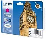 Epson C13T70334010 - T7033 - L size - magenta - original - blister - ink cartridge - for WorkForce Pro WP-4015, WP-4025, WP-4095, WP-4515, WP-4525, WP-4535, WP-4545, WP-4595