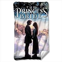 The Princess Bride Storybook Love Sublimation Fleece Blanket