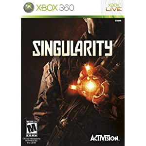 51SNYP60hPL. AA300  Singularity (XBOX 360/PS3) +  $20 Games Credit + $5 MP3 Credit + Protoype Game   $60 + Free Shipping