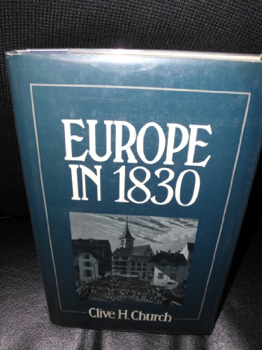 Europe in 1830