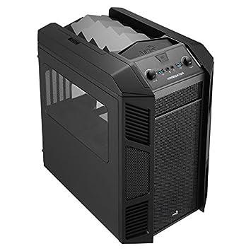 Aerocool Xpredator Cube Boîtier PC Noir