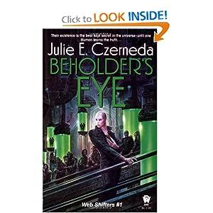 Beholder's Eye (Web Shifters 1)  - Julie E. Czerneda