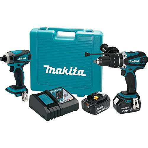 Makita-XT218MB-18V-LXT-Lithium-Ion-Cordless-2-Pc-Combo-Kit-40Ah