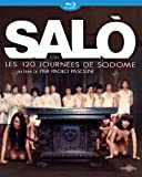 Salo or the 120 days of Sodom High Definition Remastered Edition [Blu Ray] French and Italian,NO ENGLISH