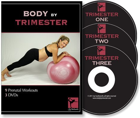 Pregnancy Fitness Dvd: Body By Trimester (February 10, 2012)