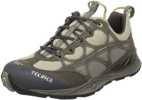 Tecnica Men's Viper II Low Trail Hiking Shoe,Grey/Green,13 M US (Tecnica Shoes compare prices)