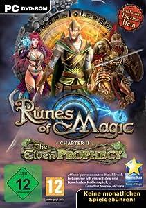 Runes of Magic - Chapter II:  The Elven Prophecy [import allemand]