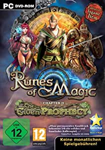 Runes of Magic - Chapter II:  The Elven Prophecy [import allemand]