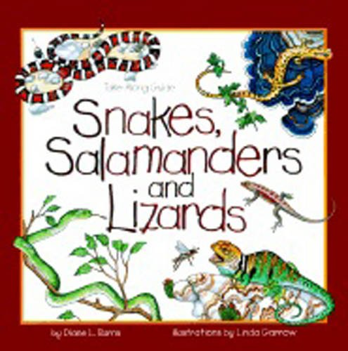 Snakes, Salamanders & Lizards (Take Along Guides) (Snake Books For Kids compare prices)