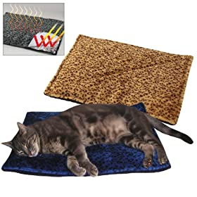 Pet Thermal Cat Mat - Beige Color