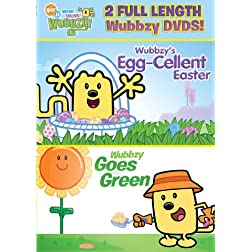 Wow! Wow! Wubbzy!: Easter Two-Pack