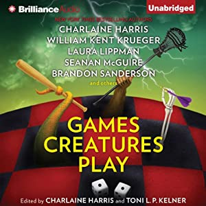 Games Creatures Play Audiobook