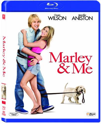 Cover art for  Marley & Me (Three-Disc Bad Dog Edition) [Blu-ray]