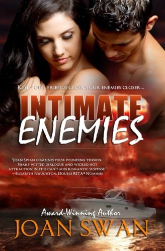 Intimate Enemies (Covert Affairs) by Joan Swan