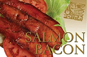 MacKnight Smoked Salmon Bacon (6 pack of 5 oz. packages)