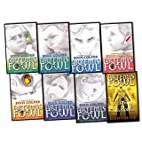Artemis Fowl Collection 8 books set (Artemis Fowl; Time Paradox; Atlantis Complex; Opal Deception; Arctic Incident; Eternity Code; Lost Colony & [hardcover] The Last Guardian)