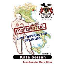 Confidential Live Training - Kata Seisan Disc 2
