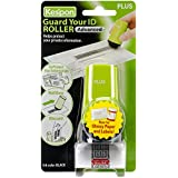 Plus Guard Your ID Advanced Roller Stamp, Green