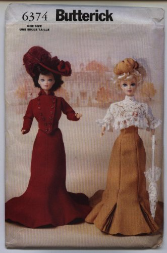 Doll Dolls Clothes Pattern Butterick Doll Clothes the Delineator Girls Beautiful
