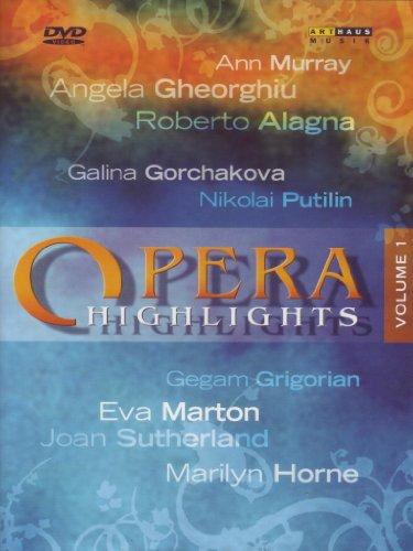 Opera Highlights Volume 1