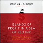 Islands of Profit in a Sea of Red Ink: Why 40% of Your Business is Unprofitable, and How to Fix It | [Jonathan L. S. Byrnes]